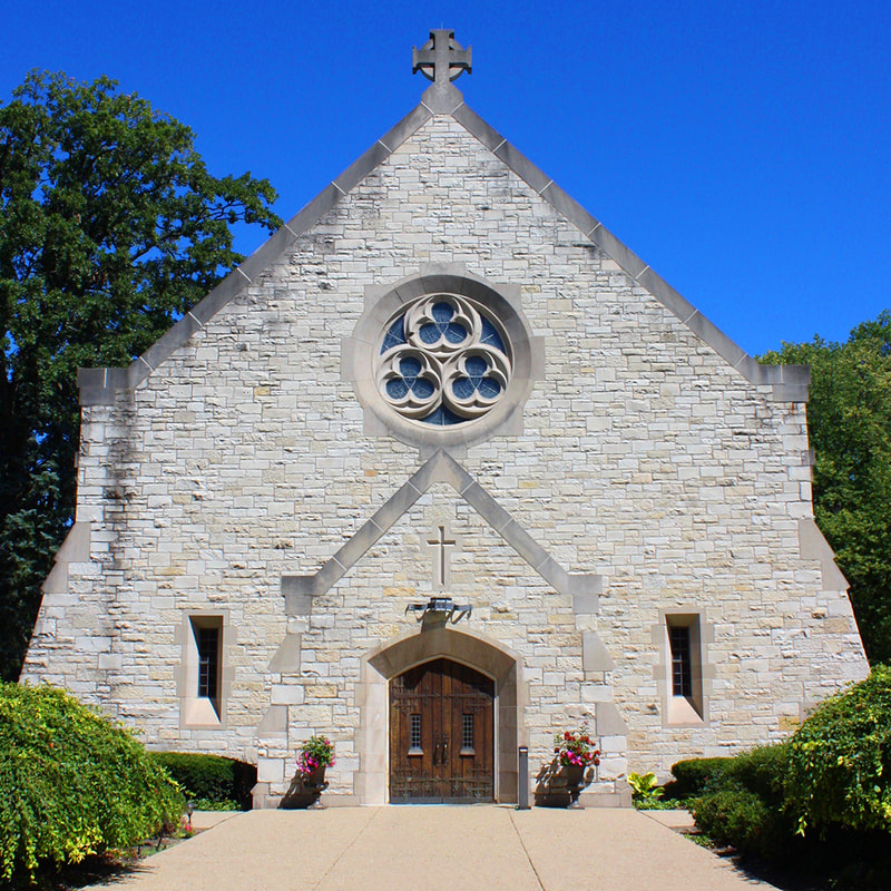 St. Francis Xavier Church exterior